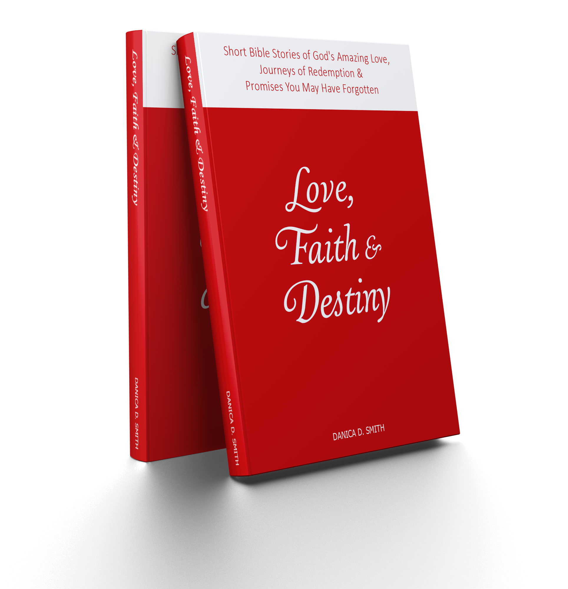 Love, Faith and Destiny Book